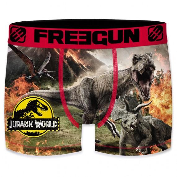 Boxer Homme Jurassic World (Boxers) Freegun chez FrenchMarket