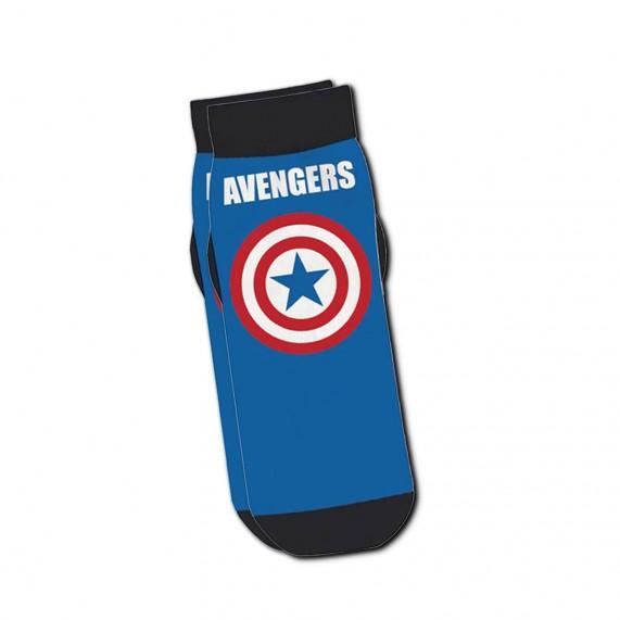 MARVEL Avengers - Chaussettes Garçon (Fantaisies) French Market chez FrenchMarket