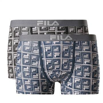 Boxers Homme Coton Logos (Boxers) Fila chez FrenchMarket