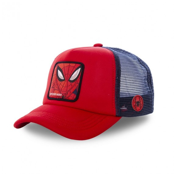 CAPSLAB Casquette Trucker Marvel Spider-Man (Casquettes) Capslab chez FrenchMarket