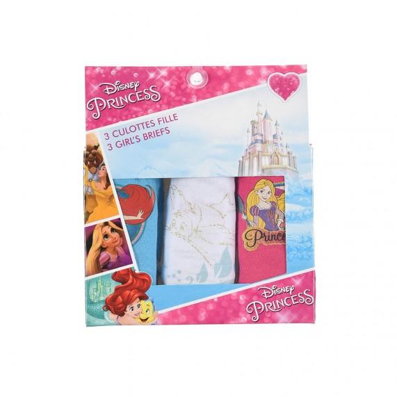 DISNEY Princess - Lot de 3 Culottes Coton Fille (Culottes) French Market chez FrenchMarket