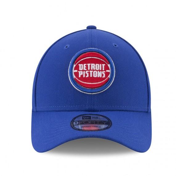 Casquette 9FORTY The League Detroit Pistons NBA (Casquettes) New Era chez FrenchMarket