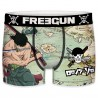 Lot de 5 Boxers Garçon One Piece (Boxers) Freegun chez FrenchMarket