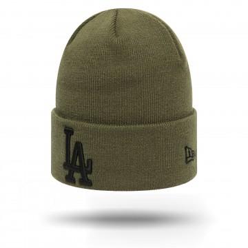 Bonnet Los Angeles Dodgers Essential Cuff (Bonnets) New Era chez FrenchMarket