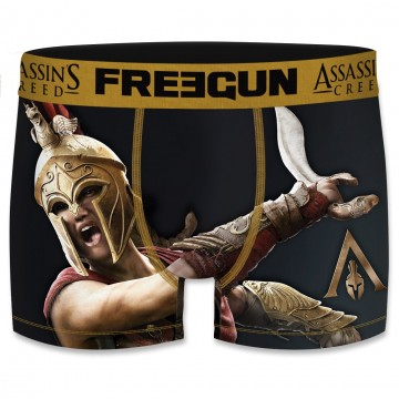 Boxer Freegun Homme Assassin's Creed Odyssey Kassandra  (Boxers) chez FrenchMarket
