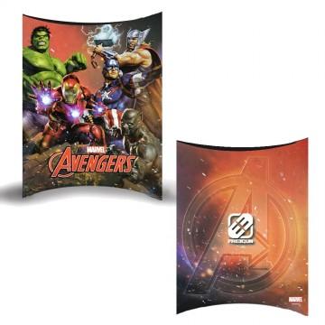 Boite cadeaux berlingot Marvel Avengers (Boites cadeaux) French Market chez FrenchMarket