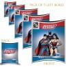 Lot de 5 Boites cadeaux berlingot Justice League (Boites cadeaux) French Market chez FrenchMarket