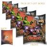 Lot de 5 Boites cadeaux berlingot Marvel Avengers (Boites cadeaux) French Market chez FrenchMarket