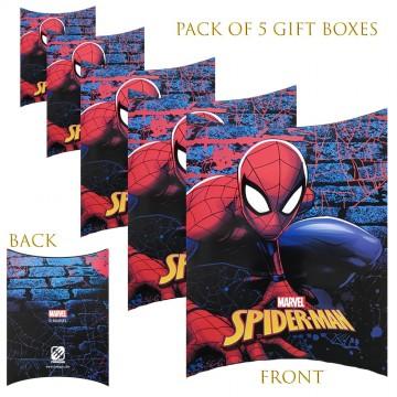 Lot de 5 Boites cadeaux berlingot Ultimate Spider-Man (Boites cadeaux) French Market chez FrenchMarket