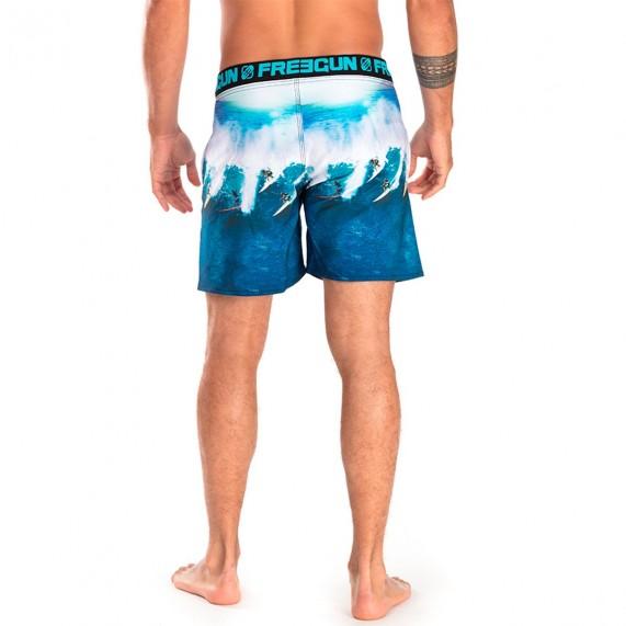 FREEGUN Boardshort Court Homme Surf  (Boardshorts/Shorts de Bain) chez FrenchMarket