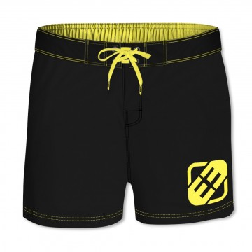 FREEGUN Boardshort Court Garçon Uni (Boardshorts/Shorts de Bain) Freegun chez FrenchMarket