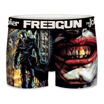 Boxer Freegun Homme DC Comics The Joker Smile (Boxers) Freegun chez FrenchMarket