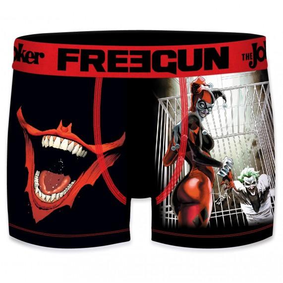Lot de 6 Boxers Freegun Homme DC Comics The Joker (Boxers) Freegun chez FrenchMarket