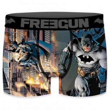 Boxer FREEGUN Homme DC Comics Justice League Batman Comics 80's  (Boxers) chez FrenchMarket