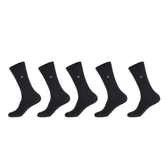 Lot 5 paires de chaussettes Pierre Cardin Homme (Chaussettes fantaisies) Pierre Cardin chez FrenchMarket