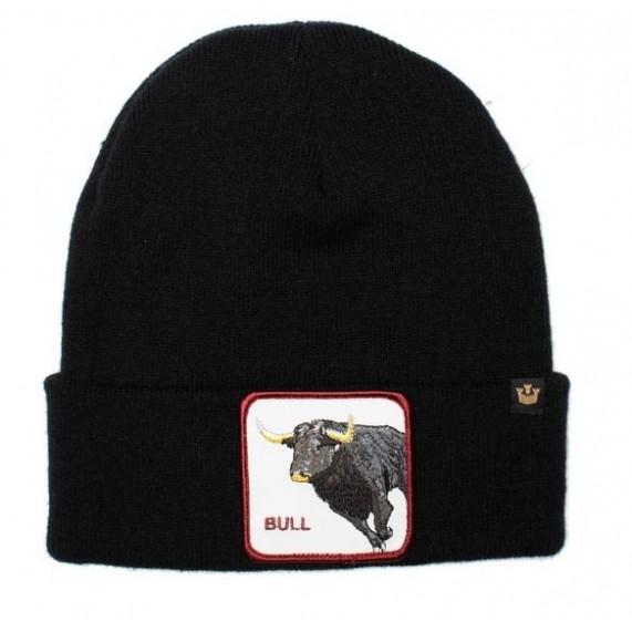 Bonnet Homme Patch Bull (Bonnets) Goorin Bros chez FrenchMarket