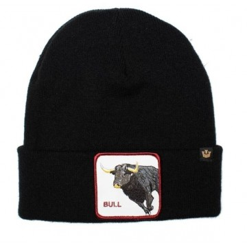 Bonnet Homme Patch Bull (Bonnets) Goorin Bros chez FrenchMarket