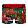 Boxer FREEGUN Homme Noël Xmas Furious (Boxers) Freegun chez FrenchMarket