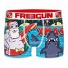 Boxer FREEGUN Homme Noël Requin (Boxers) Freegun chez FrenchMarket