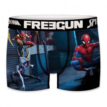 Boxer FREEGUN Homme Ultimate Spider-Man Team (Boxers) Freegun chez FrenchMarket
