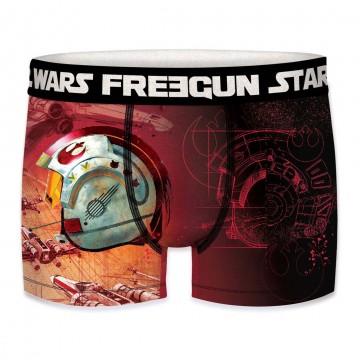 Boxer FREEGUN Garçon Star Wars Rise of Skywalker Casque X-Wing  (Boxers) chez FrenchMarket