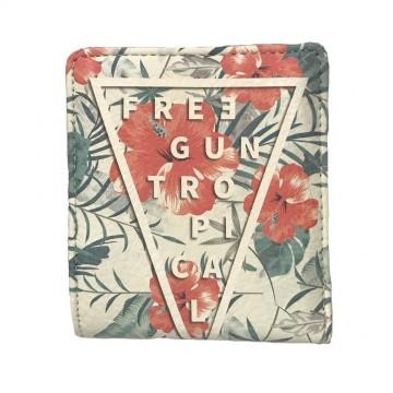 Portefeuille (Porte Dollars) Freegun (Tropical)  (Portefeuilles) chez FrenchMarket