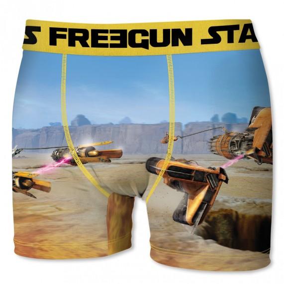 Boxer FREEGUN Homme Star Wars Racer (Boxers) Freegun chez FrenchMarket