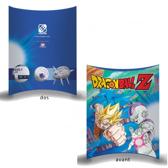 Boite cadeaux berlingot Dragon Ball Z 2020  (Boites cadeaux) chez FrenchMarket