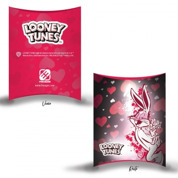 Boite cadeaux berlingot Looney Tunes Saint Valentin  (Boites cadeaux) chez FrenchMarket