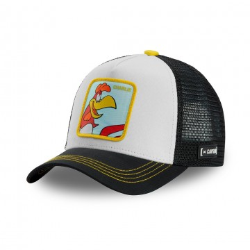 CAPSLAB Casquette Trucker Looney Tunes Charlie  (Casquettes) chez FrenchMarket