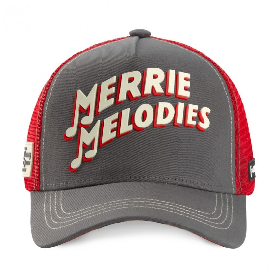 Casquette Trucker Looney Tunes Merry Melodies (Casquettes) Capslab chez FrenchMarket