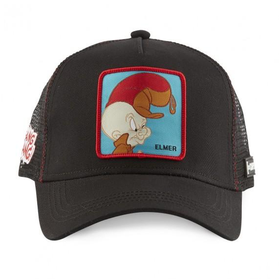 Capslab Casquette Trucker Looney Tunes Elmer (Casquettes) Capslab chez FrenchMarket
