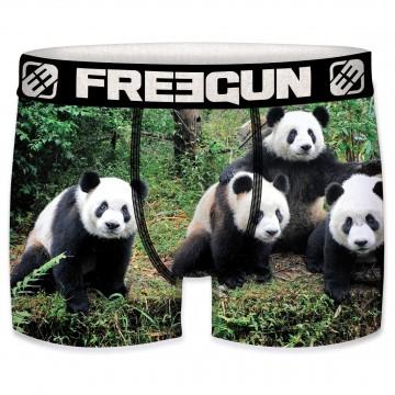 Boxer Homme Panda  (Boxers) Freegun chez FrenchMarket
