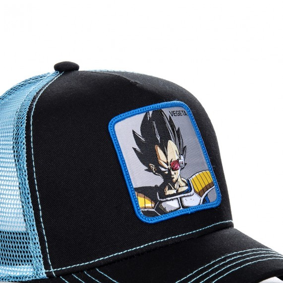 Capslab Casquette Trucker pour Enfant Dragon Ball Z Vegeta (Casquettes) Capslab chez FrenchMarket