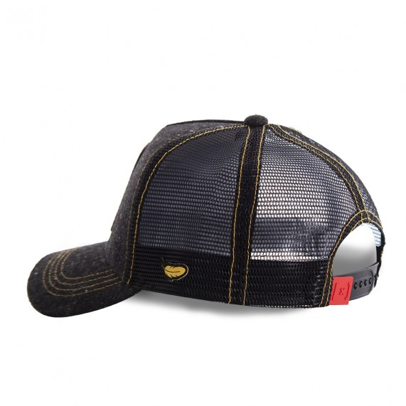 Casquette Trucker Looney Tunes Gros Minet Tweed (Casquettes) Capslab chez FrenchMarket