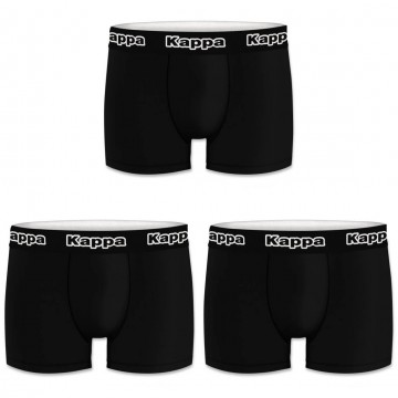 Lot de 3 Boxers Kappa Homme Coton Classic  (Boxers) chez FrenchMarket