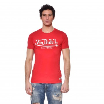 T-Shirt Homme Slim Fit  (T Shirts) Von Dutch chez FrenchMarket