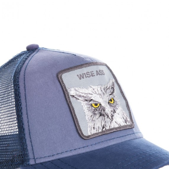 Casquette Trucker Wise Ass - Hibou (Casquettes) Goorin Bros chez FrenchMarket