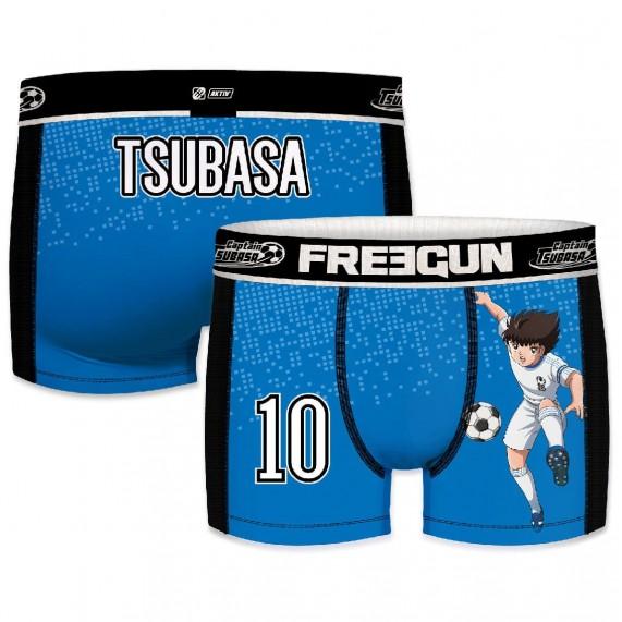 Boxer Homme Aktiv Sport Captain Tsubasa OZORA (Boxers) Freegun chez FrenchMarket