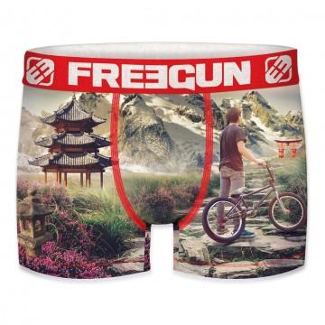 Boxer Freegun Homme Photo Sport China BMX (Boxers) Freegun chez FrenchMarket