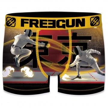Boxer Freegun Homme Photo Sport Escrime (Boxers) Freegun chez FrenchMarket