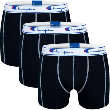 Lot de 3 Boxers Coton Homme (Boxers) Champion chez FrenchMarket