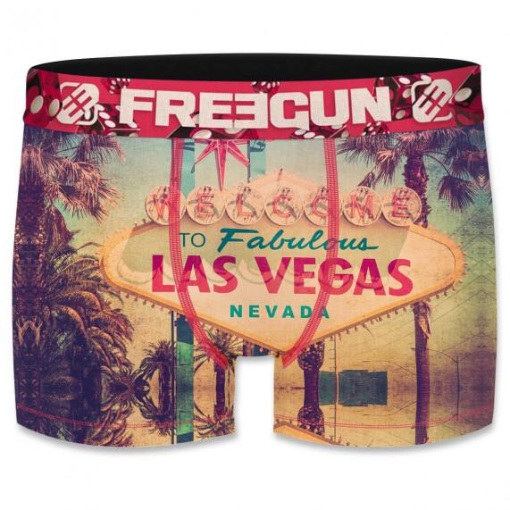 FREEGUN Boxer Homme Collection Las Vegas (Boxers) Freegun chez FrenchMarket