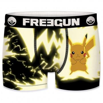 Boxer FREEGUN Garçon Ado Pokemon  (Boxers) chez FrenchMarket
