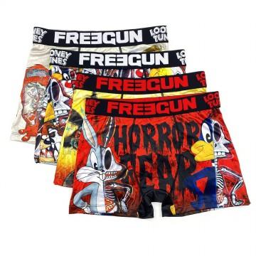 FREEGUN Boxers Garçon Looney Tunes Halloween  (Boxers) chez FrenchMarket