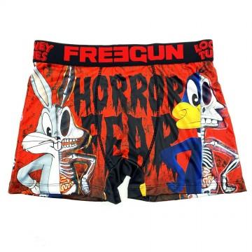 FREEGUN Boxers Homme Looney Tunes Halloween  (Accueil) chez FrenchMarket