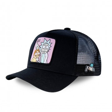 Casquette Trucker Rick and Morty  (Casquettes) chez FrenchMarket
