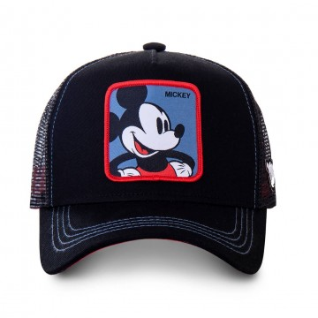 Casquette Trucker Disney Mickey Mouse (Casquettes) Capslab chez FrenchMarket