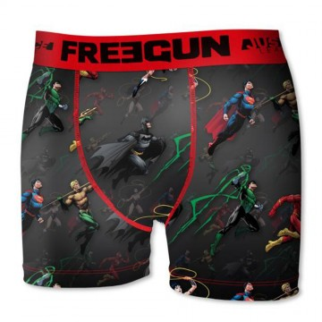 Boxer Homme DC Comics Justice League HCO (Boxers) Freegun chez FrenchMarket