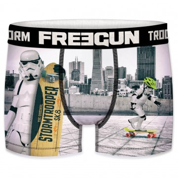 Boxer Homme Stormtrooper Winter Collection (Boxers) Freegun chez FrenchMarket